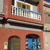 Monocapa raspado en fachada