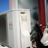 Montaje condensadora