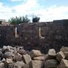 Montaje de muros de mampostería