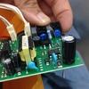 Montaje de placa de control por nuestro SAT