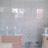Montando paredes y colocación de cerámica