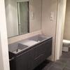 Mueble de lavabo fabricado a medida