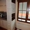 Mueble separador cocina-comedor