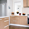 muebles de cocina de corcho