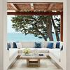 Foto: Muebles de obra porche