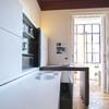 Foto: Muebles superiores con puertas coplanares