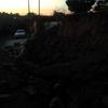 Derribar muro de 3x2 mt y tirar runa
