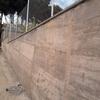 Construir muro parcela