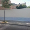 Pintar un  muro en Madrid