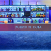 barra bar de noche