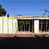 Obras - Alzado estructura