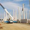 Naves de hormigon prefabricado comerciales e industriales.