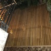Panel de escalera