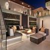 Asientos mobiliario exterior