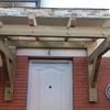 Puerta de Pino sin Tratar 183x67 Cm para Interior