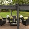 Poner pergola de aluminio para terraza