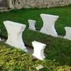 Pies de mesa de piedra