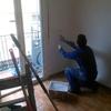 Pintura interior de paredes