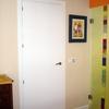 Pintura plástica en dormitorio