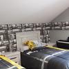 Arreglo y pintura de paredes de habitación