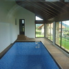 Piscina Climatizada en Interior de Chalet en Cantabria
