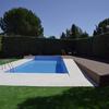 Construcción de piscina 5, 20 por 4 metros.