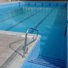 piscina municipal llenándose