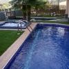 piscina y exteriores