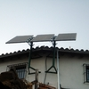 Instalación fotovoltaica en casa de campo