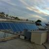 Obra de termos solar en chalet en baiona