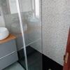 Plato de ducha extraplano textura pizarra