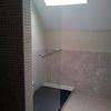 Pequeña reforma de baño, sustituir plato de ducha por cabina de hidromasaje