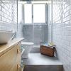 Cuarto de baño alicatado