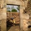 portada de piedra