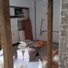 Preparación casetón puerta empotrada