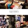 Mobiliario y decoración minimal para tienda de moda y complementos