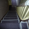 Protección escaleras y portal