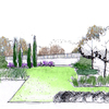 Proyecto de diseño de jardín