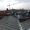 Proyectado en tejado