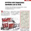 Publicación Revista Propiedades. enero 2001