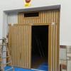 Puerta cochera