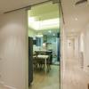 Puerta corredera cocina | Proyecto Amigó
