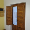puerta de balcon
