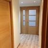 Puerta doble de salon con vidrios mates