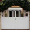 puerta entrada aluminio