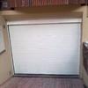 Puerta de garaje seccional automática