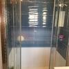 Puesta de sol en la ducha