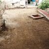 Rebaje de tierras para pavimentación