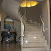Recibidor - Escalera escultórica