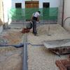 Red saneamiento pvc